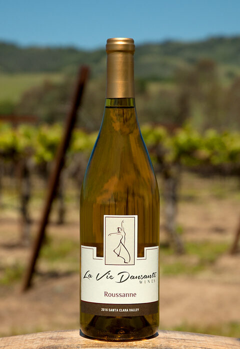 Small Photo of Roussanne Bottle