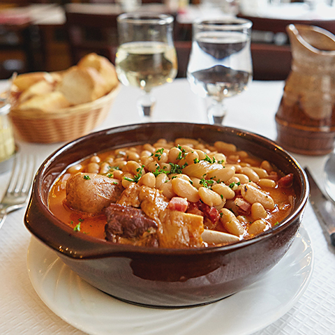 Photo of Chicken and Sausage Cassoulet