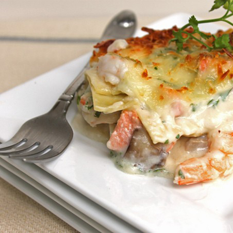 Photo of Lasagne di Mare