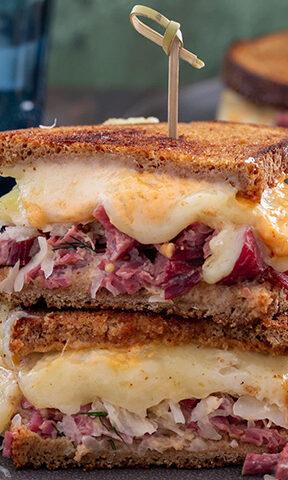 Rueben Sandwich Recipe