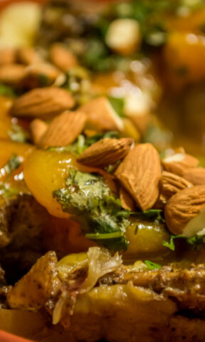 Photo of Chicken Tagine with Apricots